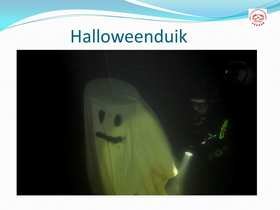 Halloweenduik
