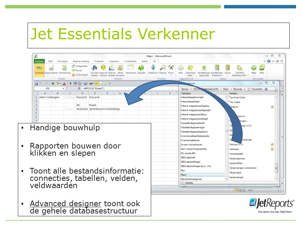 Jet Essentials Verkenner