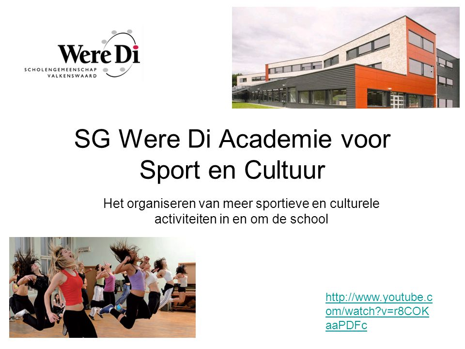 SG Were Di Academie voor Sport en Cultuur