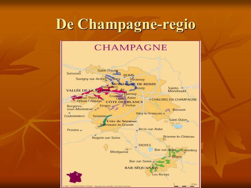 De Champagne-regio