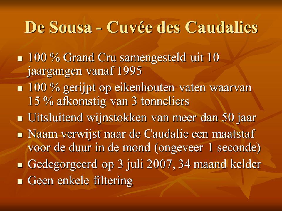 De Sousa - Cuvée des Caudalies