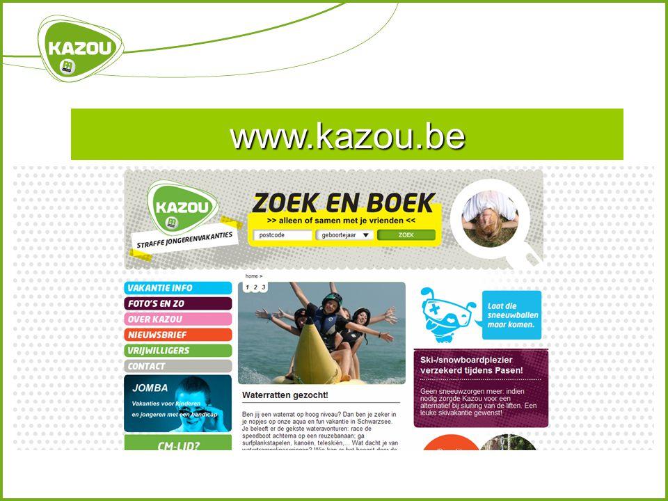www.kazou.be 35