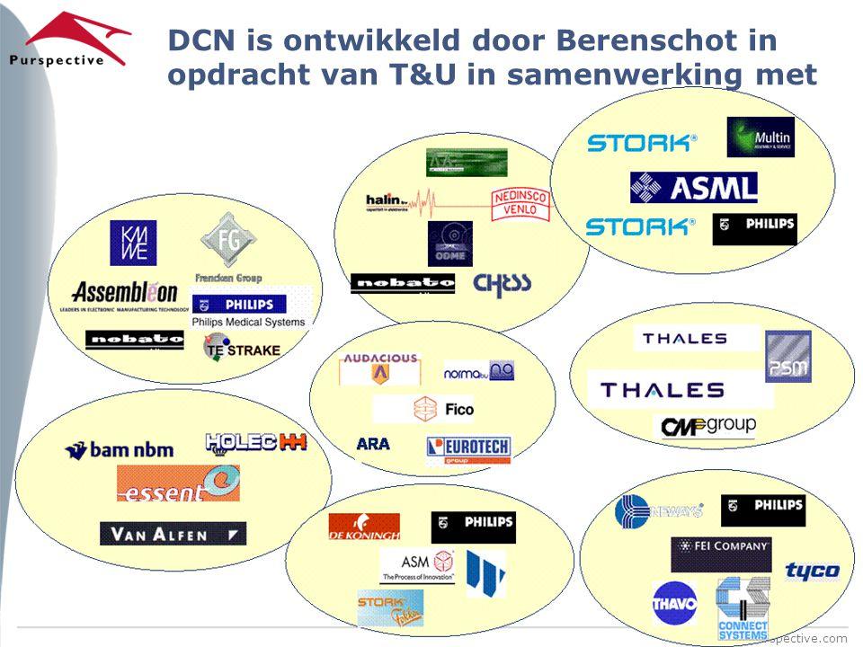 DCN is ontwikkeld door Berenschot in opdracht van T&U in samenwerking met