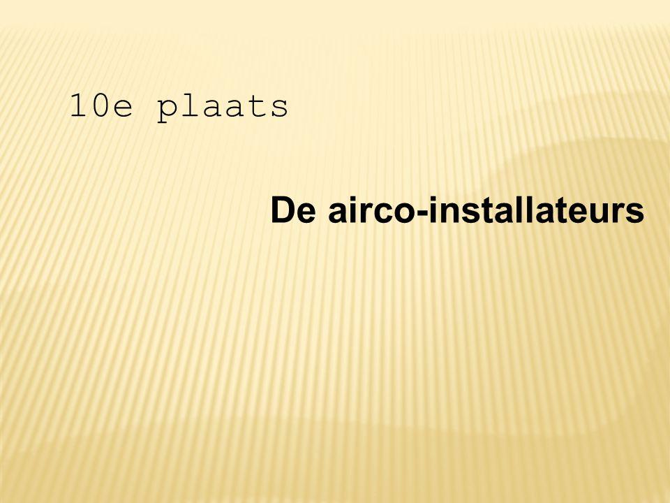 De airco-installateurs