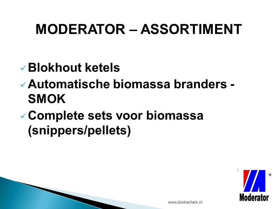 MODERATOR – ASSORTIMENT
