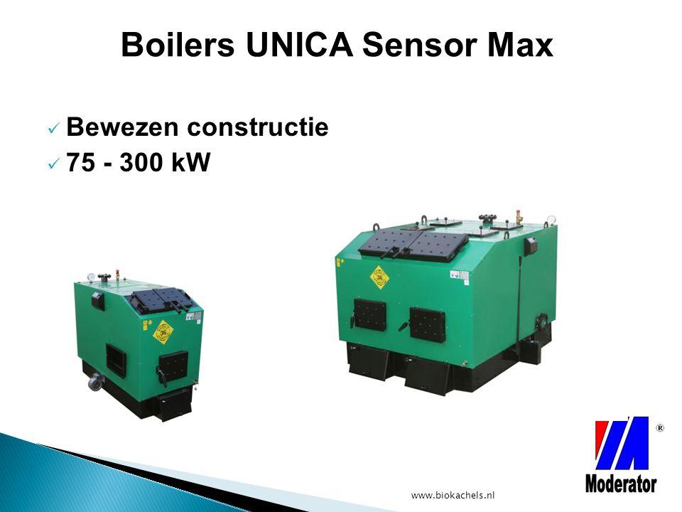 Boilers UNICA Sensor Max