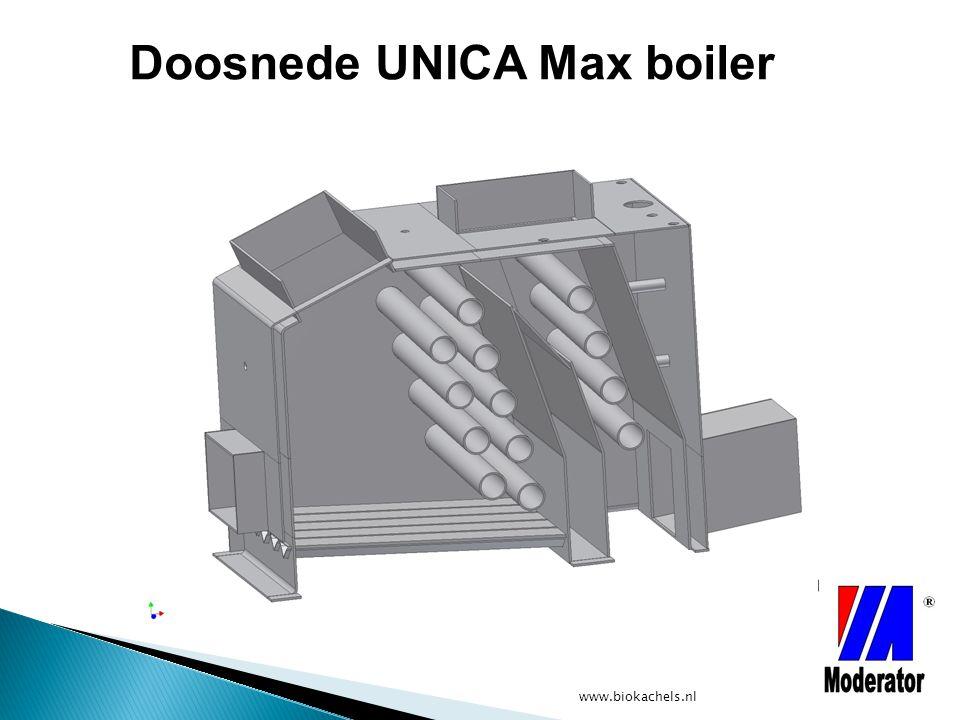 Doosnede UNICA Max boiler