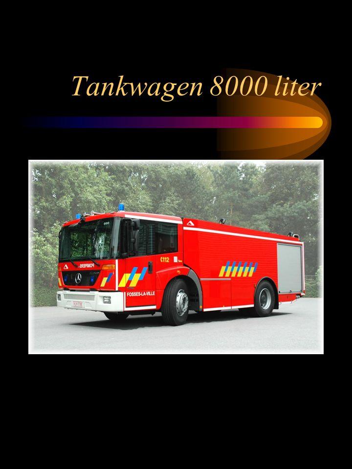 Tankwagen 8000 liter