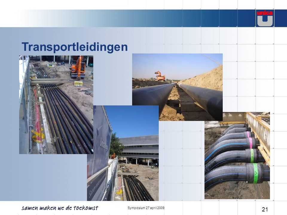 Transportleidingen