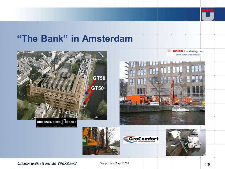 The Bank in Amsterdam