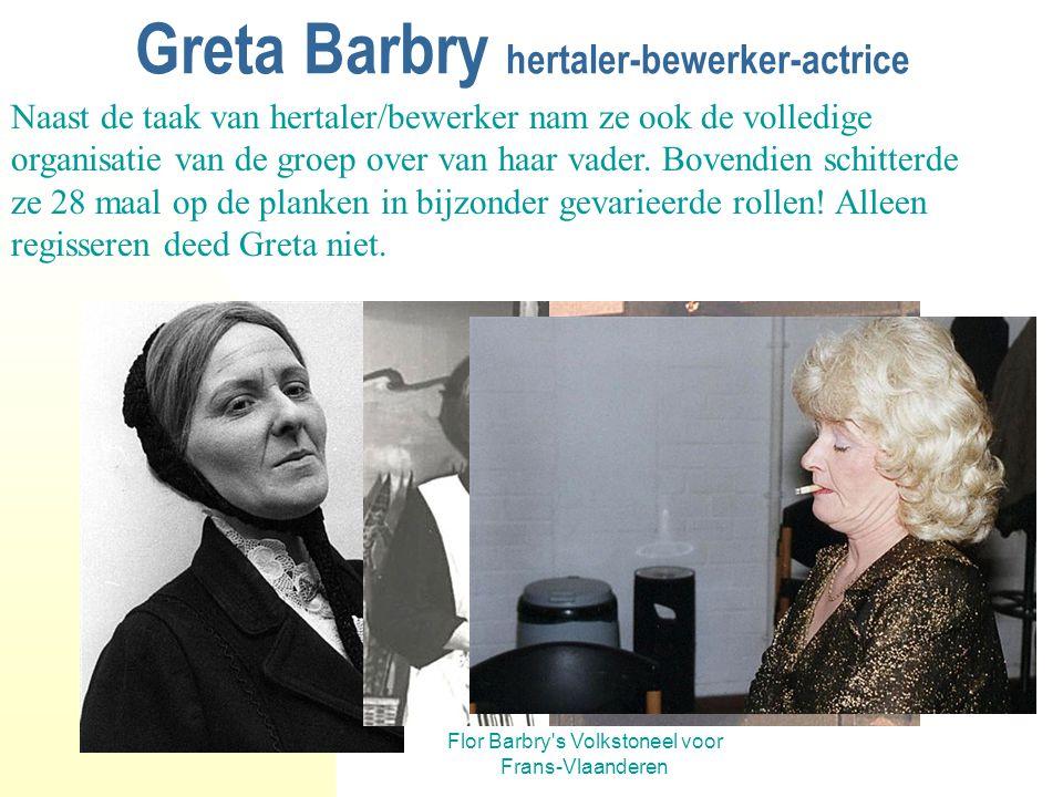 Greta Barbry hertaler-bewerker-actrice
