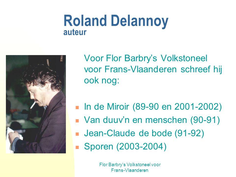 Roland Delannoy auteur