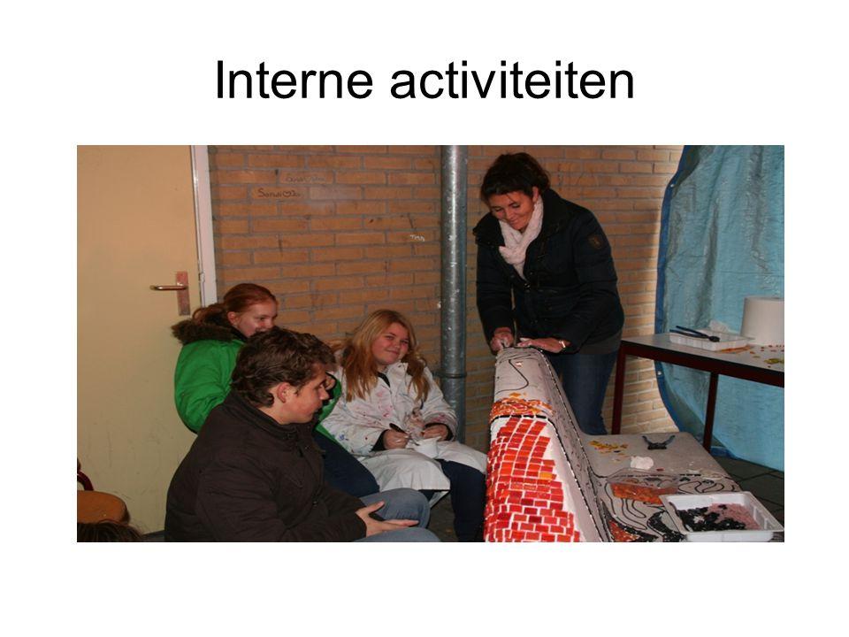Interne activiteiten