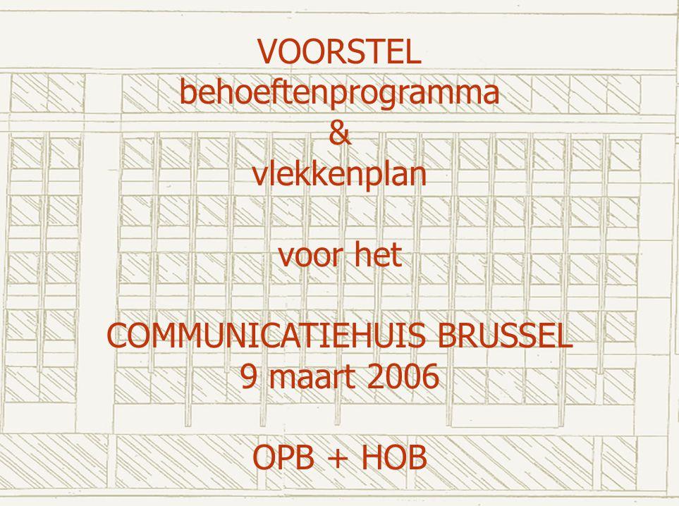 COMMUNICATIEHUIS BRUSSEL
