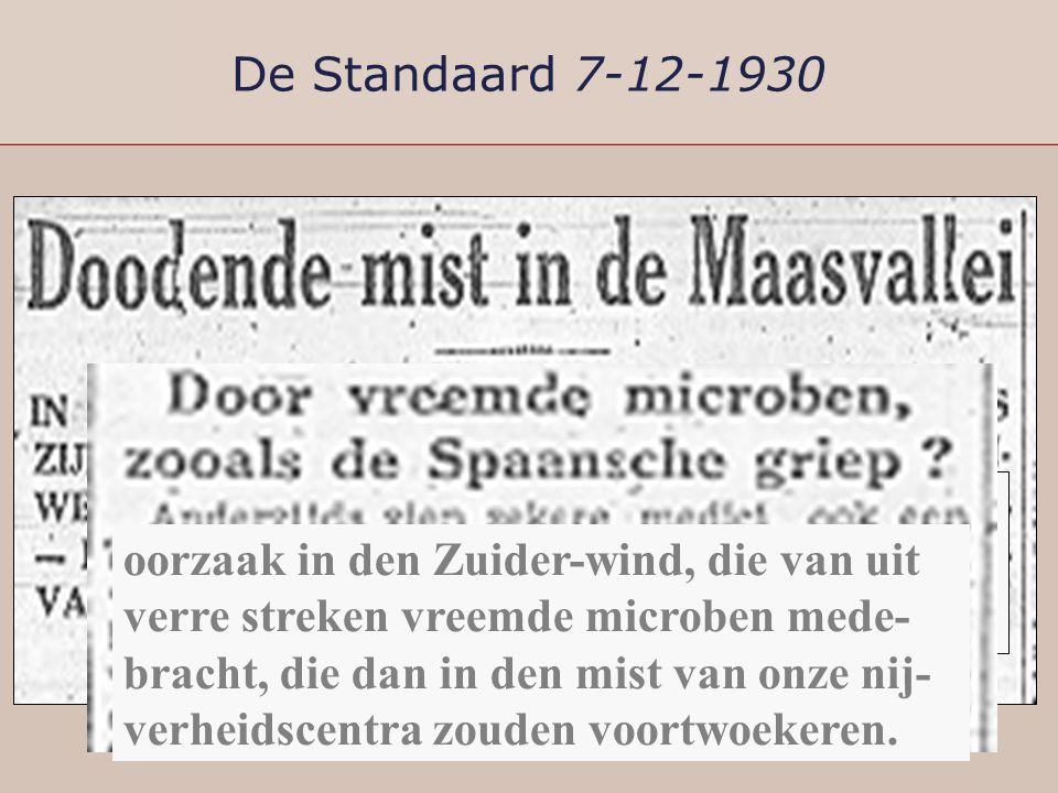 De Standaard 7-12-1930