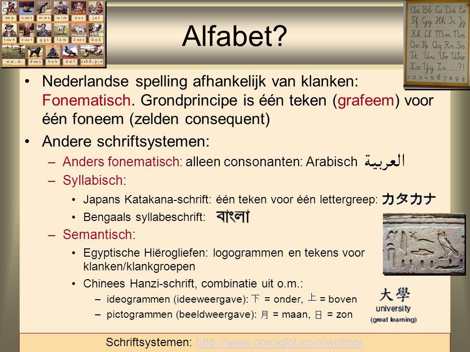 Schriftsystemen: http://www.omniglot.com/writing/