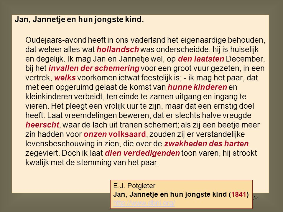 Jan, Jannetje en hun jongste kind.