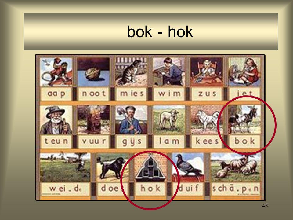 bok - hok