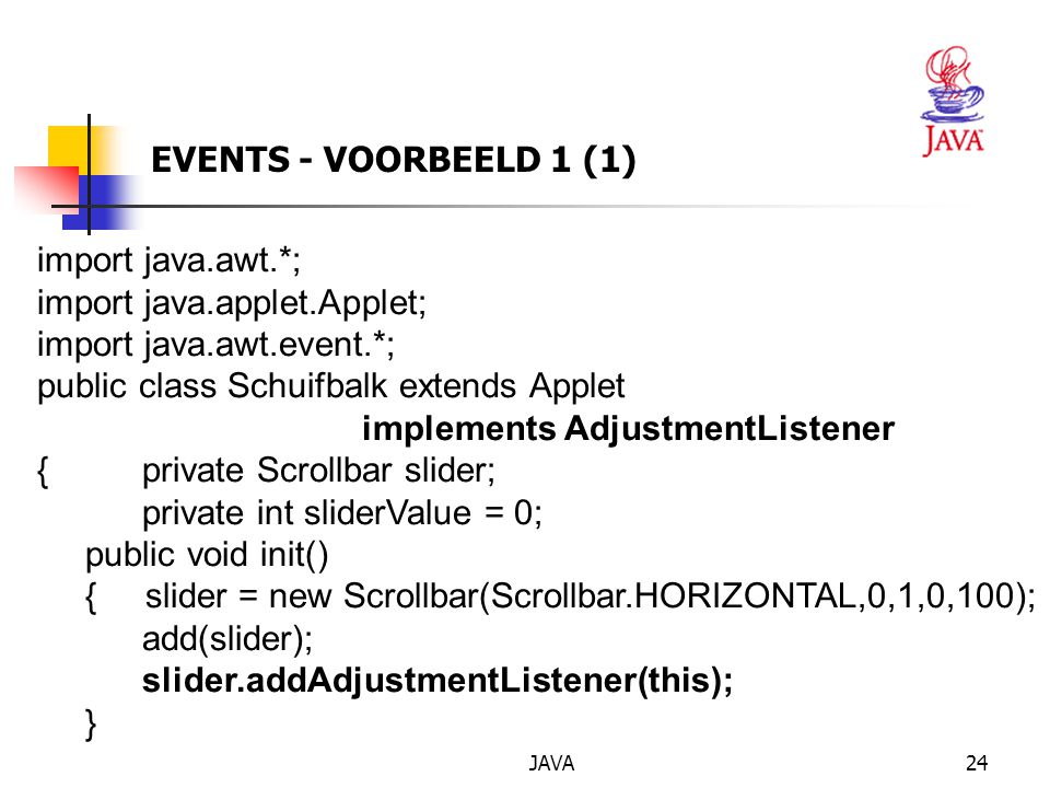 import java.applet.Applet; import java.awt.event.*;
