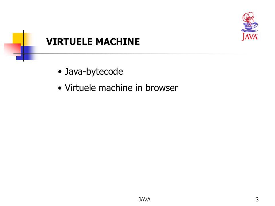 Virtuele machine in browser
