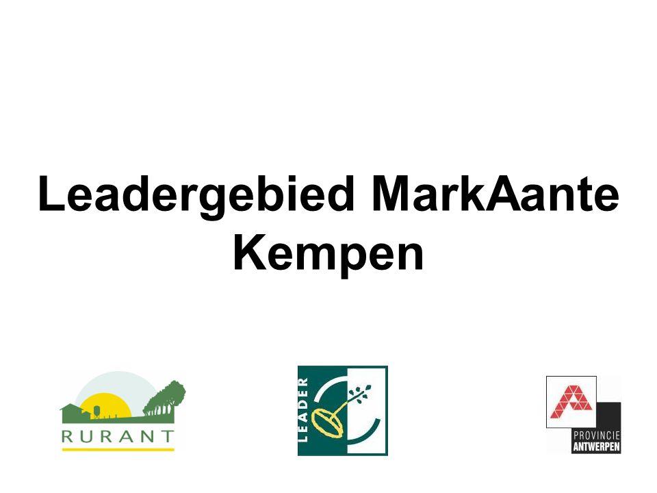 Leadergebied MarkAante Kempen