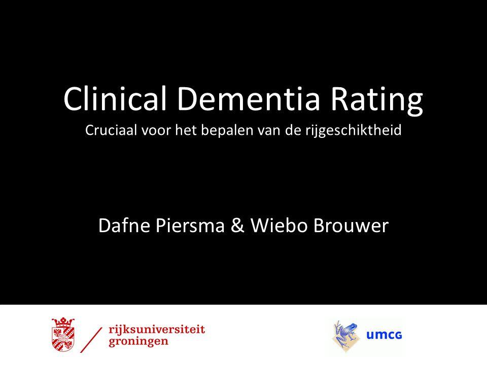 Dafne Piersma & Wiebo Brouwer