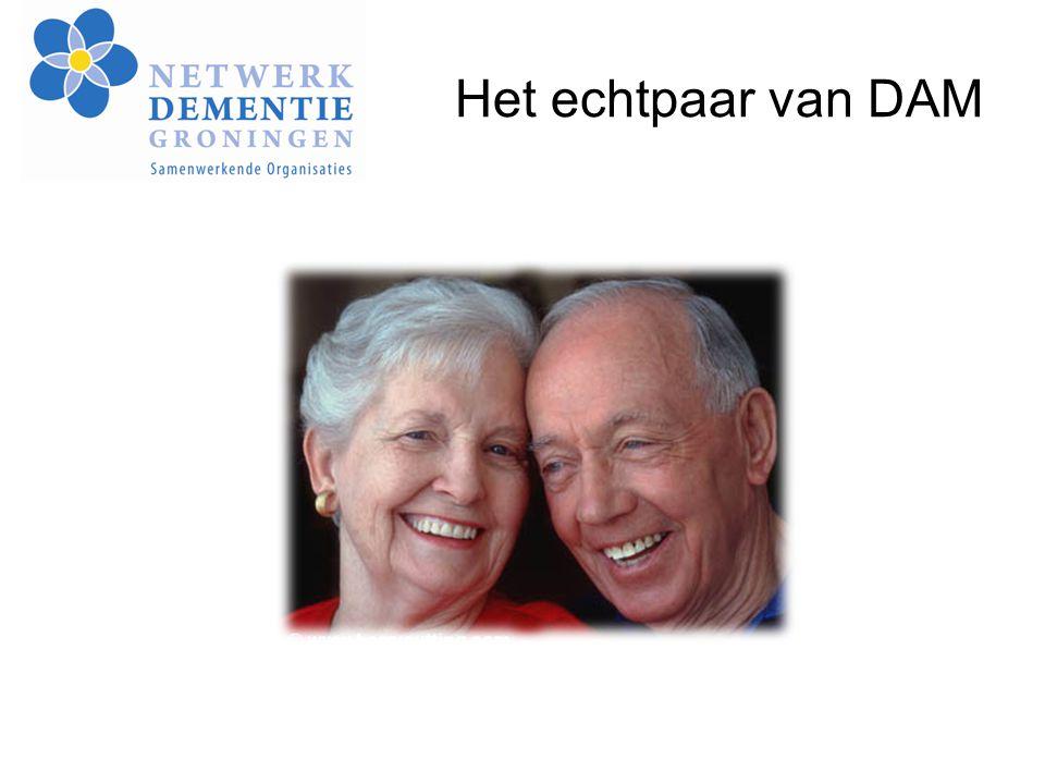 Het echtpaar van DAM