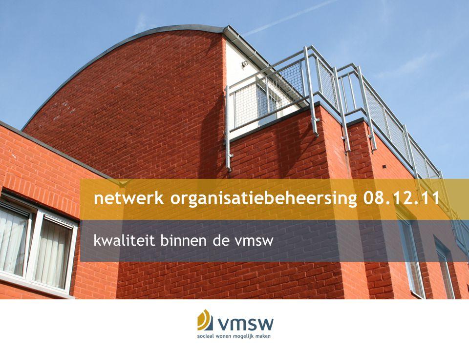 netwerk organisatiebeheersing 08.12.11