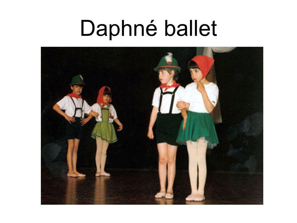 Daphné ballet