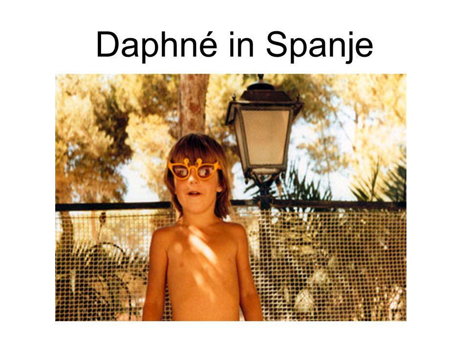 Daphné in Spanje