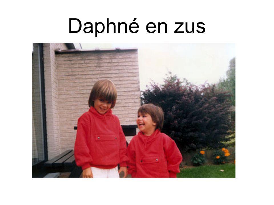 Daphné en zus