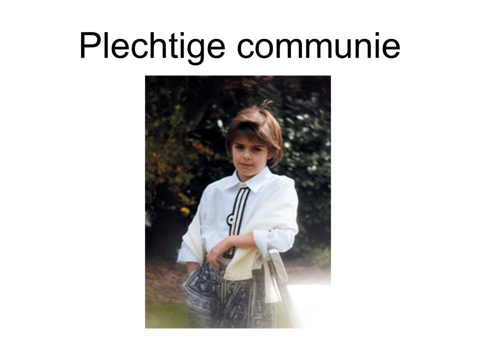 Plechtige communie