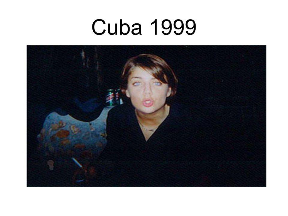 Cuba 1999