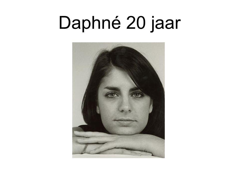 Daphné 20 jaar