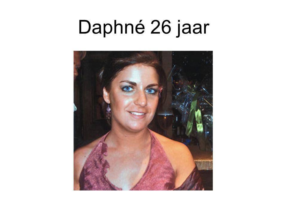 Daphné 26 jaar