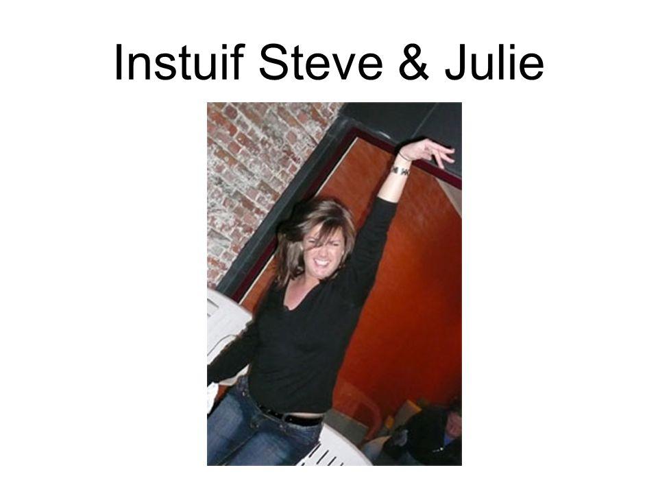 Instuif Steve & Julie