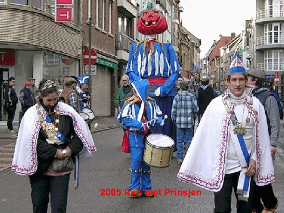2005 Ruis met Prinsjen