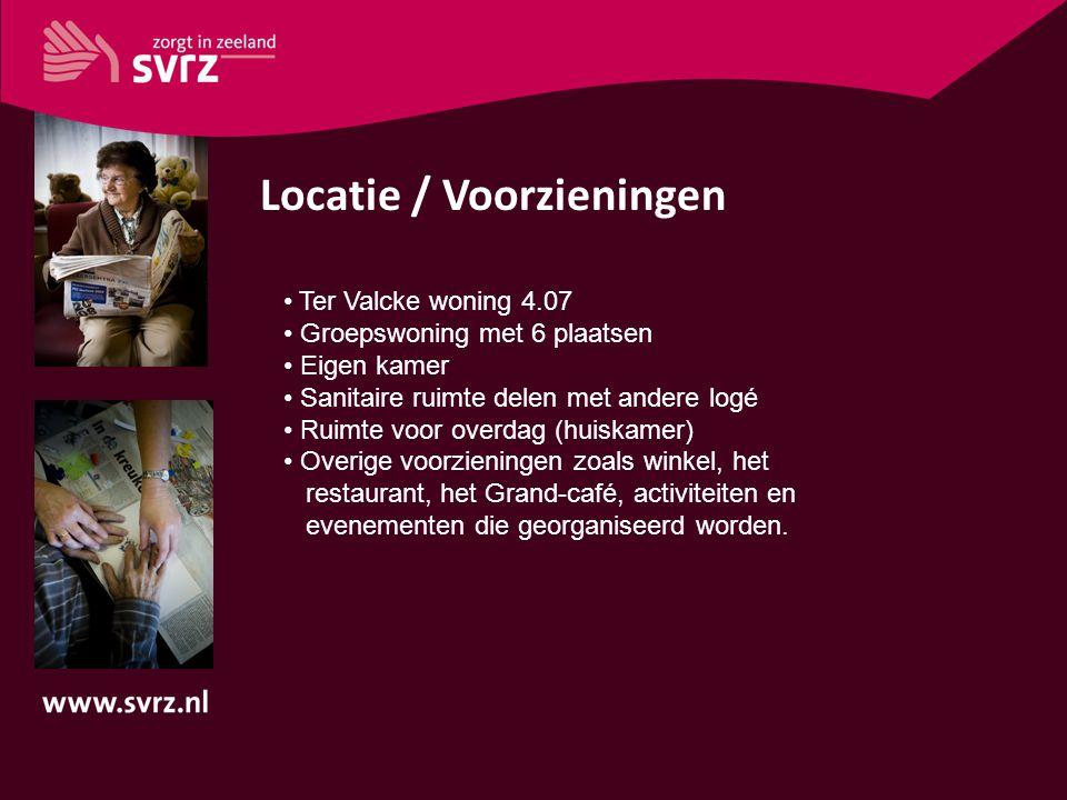 Locatie / Voorzieningen