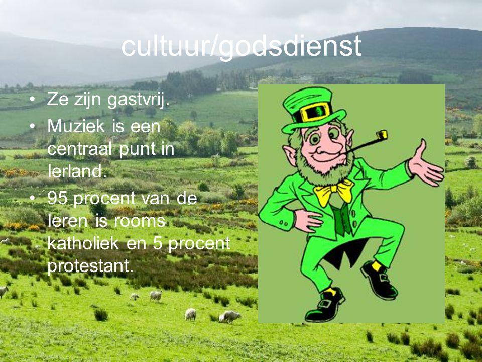 cultuur/godsdienst Ze zijn gastvrij.