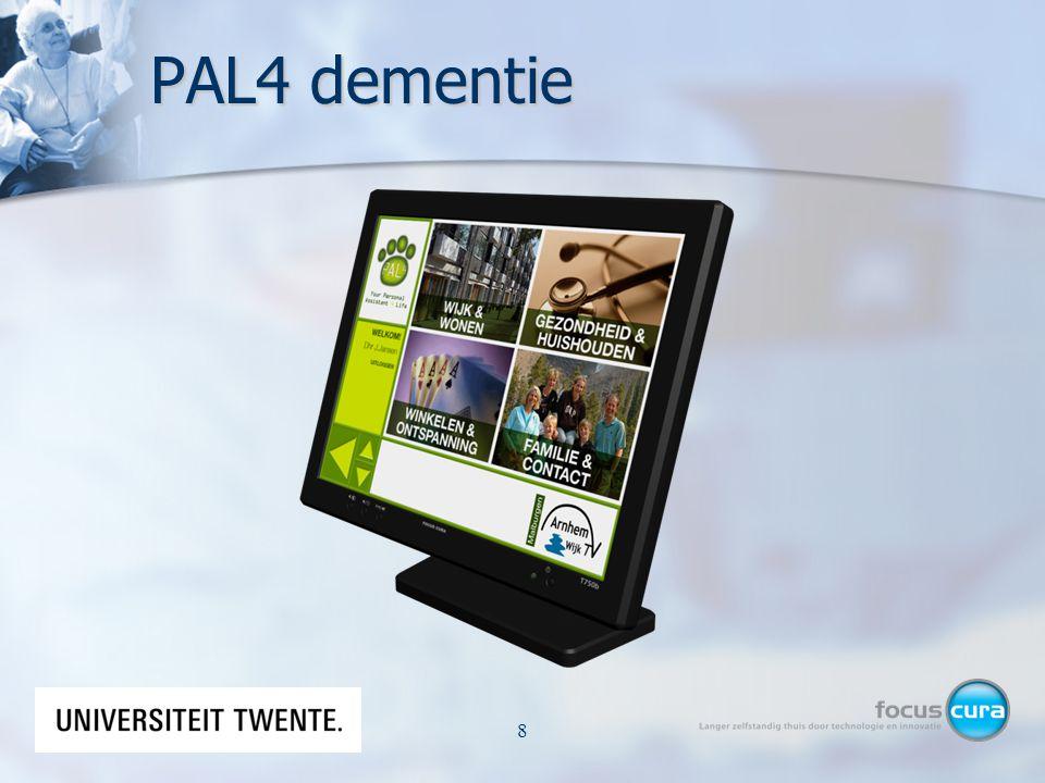 PAL4 dementie