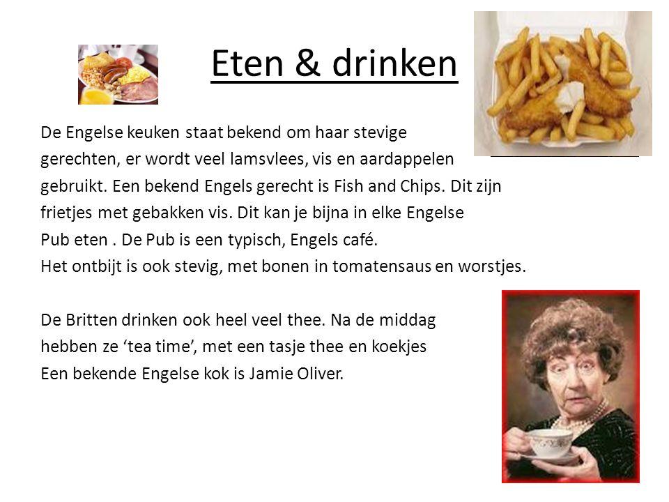 Eten & drinken