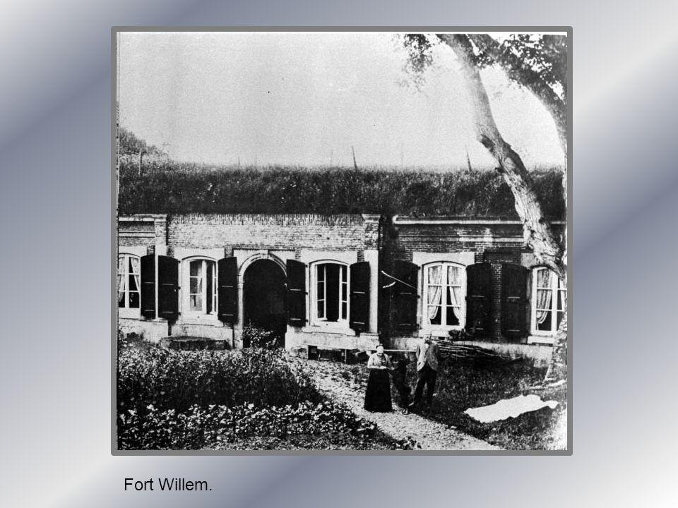 Fort Willem.