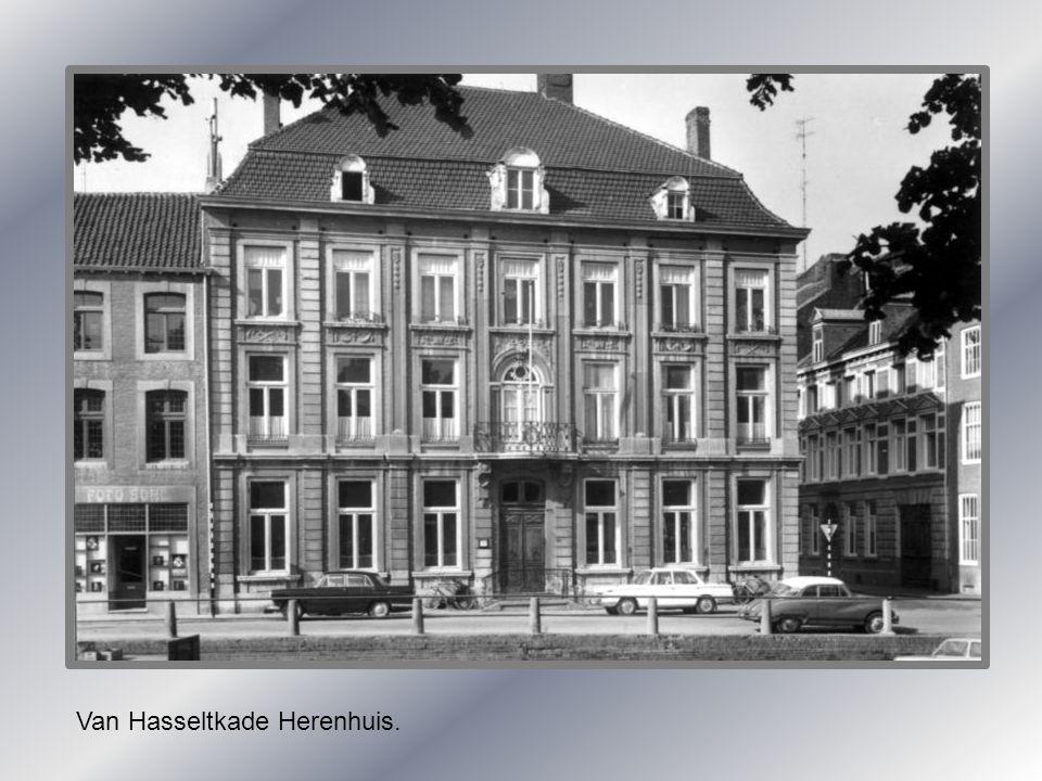 Van Hasseltkade Herenhuis.