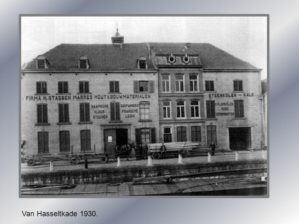 Van Hasseltkade 1930.