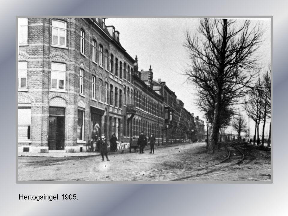 Hertogsingel 1905.
