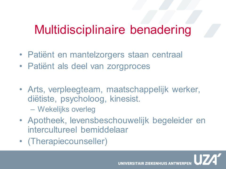 Multidisciplinaire benadering