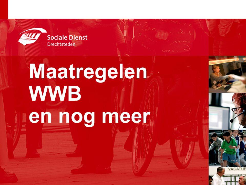 Maatregelen WWB en nog meer