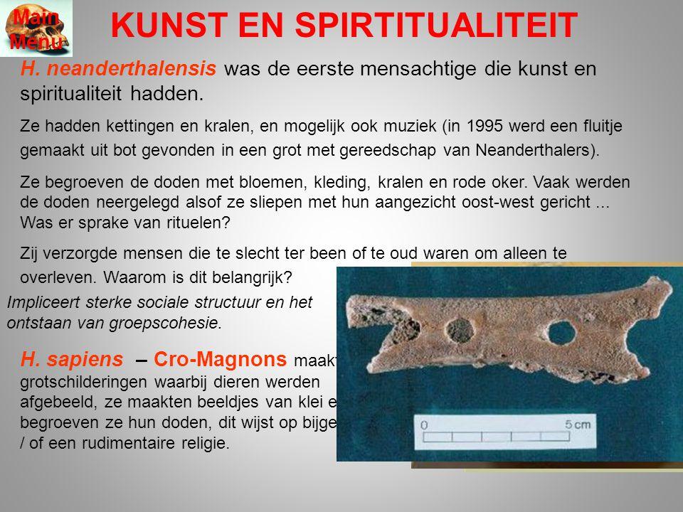 KUNST EN SPIRTITUALITEIT