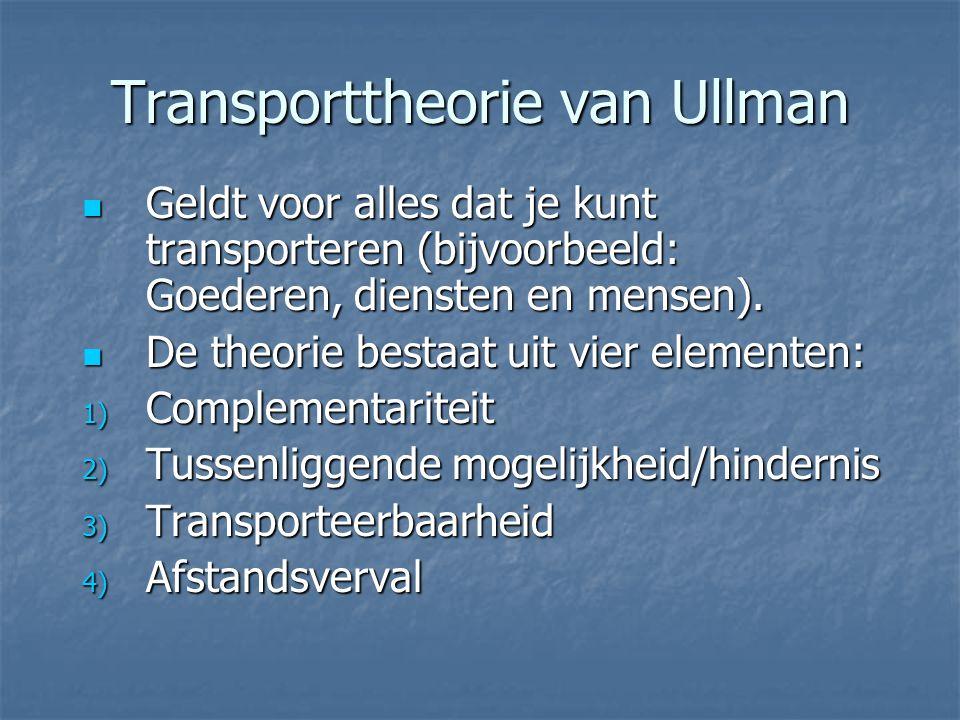 Transporttheorie van Ullman