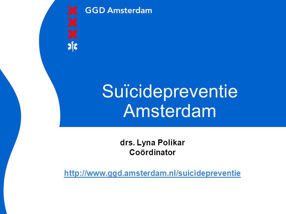 Suïcidepreventie Amsterdam